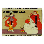 Poster para 'Cinderella Tarjeta De Felicitación