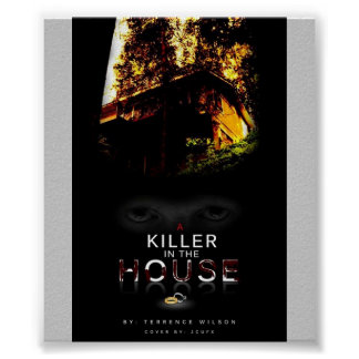 Poster para el libro del misterioso asesinato