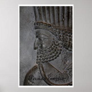 Poster persa del imperio