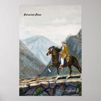 Poster, Peruvian Mountain Trail