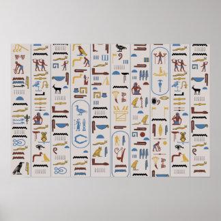 Poster - Pharaoh (Ash Background)