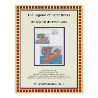 Poster/Plakat: The Legend of Peter Borka Poster