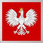 Poster polaco de Eagle