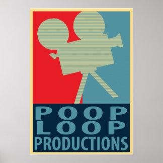 Poster - Poop Loop Campaign