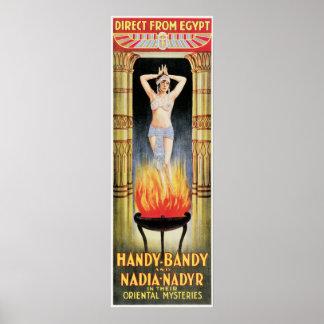 Poster Práctico-Bandy del mago