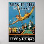 Poster/Print:  Atlantic City Beauty Pageant