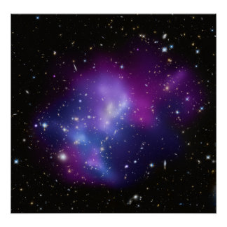 Poster/Print:   Galaxy Cluster
