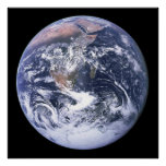 Poster/Print: Planet Earth Poster