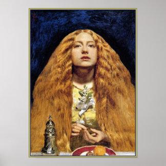 Poster/Print:  The Bridesmaid