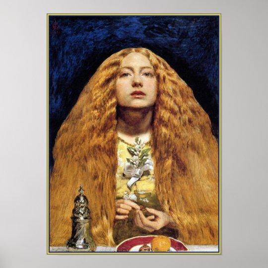 Poster/Print:  The Bridesmaid Poster