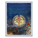 Poster/Print; The Harvest Moon Poster