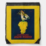 Poster promocional de José Perrier Champán Mochilas