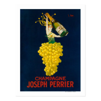 Poster promocional de José Perrier Champán Postal