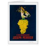 Poster promocional de José Perrier Champán Tarjeta De Felicitación