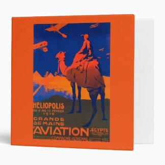 Poster promocional de la línea aérea francesa