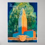 Poster promocional de Los Ángeles
