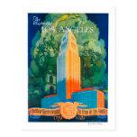 Poster promocional de Los Ángeles Postal