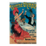 Poster promocional de Taverne Olympia