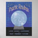 Poster psíquico de las lecturas