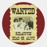 Poster querido pegatina