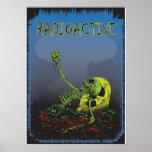 Poster radiactivo