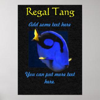 Poster real de Tang