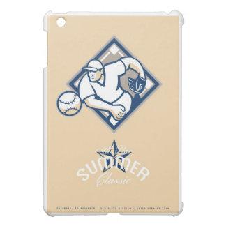 Poster retro clásico del verano de All Star del bé