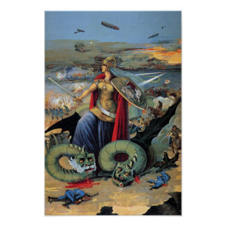 Poster - Russian Hero ? (Czar era)