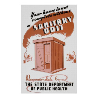 Poster sanitario de la unidad