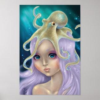 "Poster ""Sea princess"""