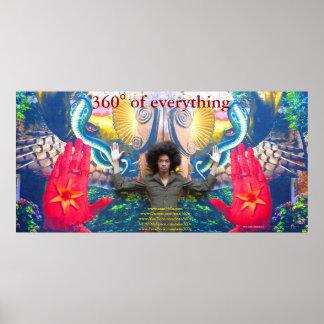 Poster sean360x 360° todo-Que ve Póster