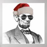 Poster secreto de Lincoln Santa