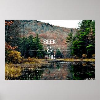 Poster ...Seek & Find