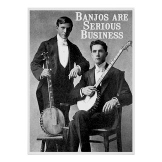 Poster serio del negocio