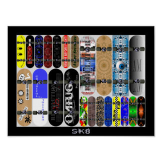 Poster SK8