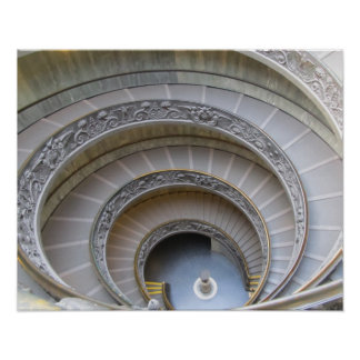 Poster--Spiral Staircase Poster