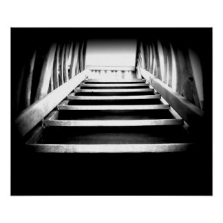 Poster ~ Stairway