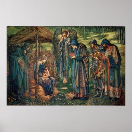 Poster Star of Bethlehem