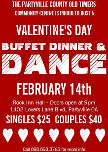 Valentine Dance Posters Photo Prints Zazzle