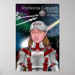 Poster: Styreena Cupples