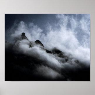 Poster – Swiss Alps
