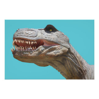 Poster, T. Rex Poster