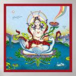 POSTER Tara que protege contra los venenos a parti