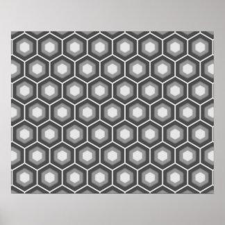 Poster tejado gris del maleficio