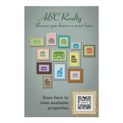 Poster Template ABC Realty