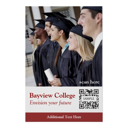 Poster Template College