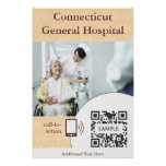 Poster Template Hospital