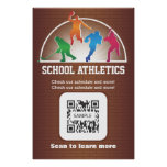 Poster Template School Athletics
