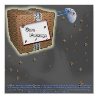 """Poster- The """"Care"""" Package C... Poster"""