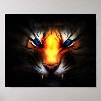 Poster: Tiger Poster